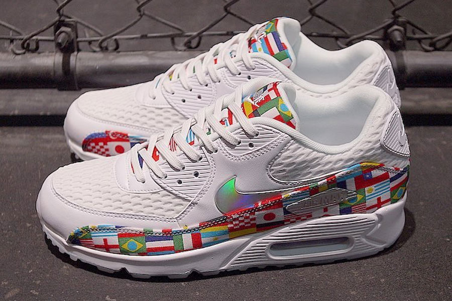 a7167540cebbdb Nike International Collection Air Max 90 NIC QS (AO5119-100)