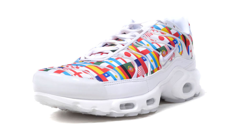 e789198d4d Nike International Collection Air Max Plus NIC QS (AO5117-100) - Toebox