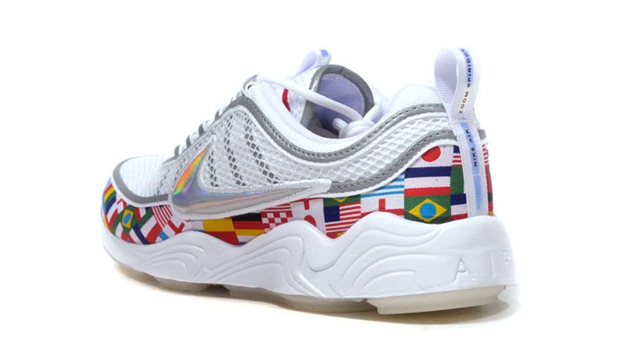 Nike International Collection Air Zoom Spiridon 16 NIC QS (AO5121-100) - Heel
