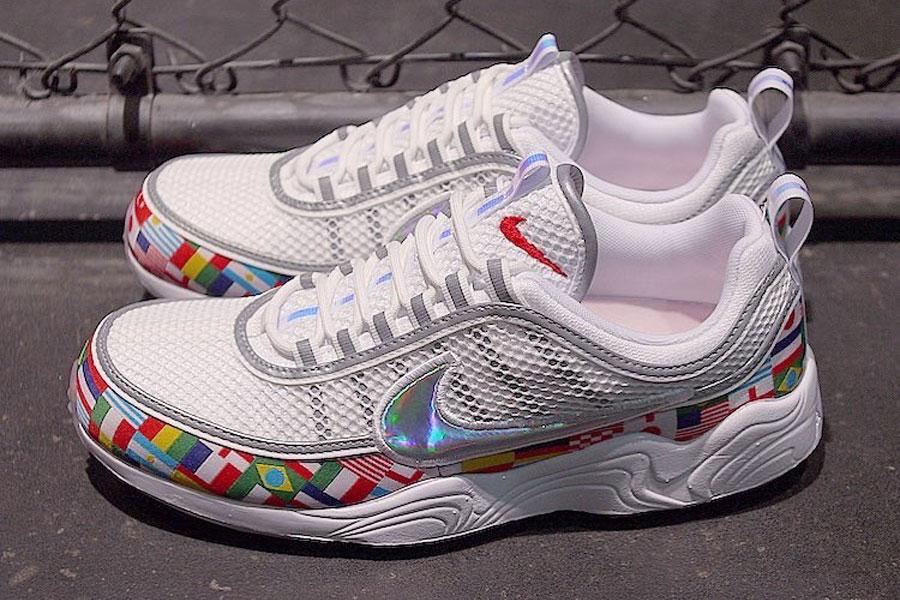 Nike International Collection Air Zoom Spiridon 16 NIC QS (AO5121-100)