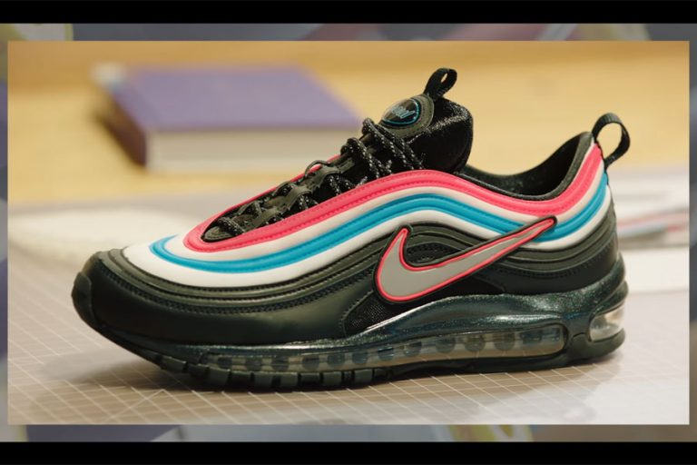 Nike ON AIR Samples - Air Max 97 Neon Seoul 2018