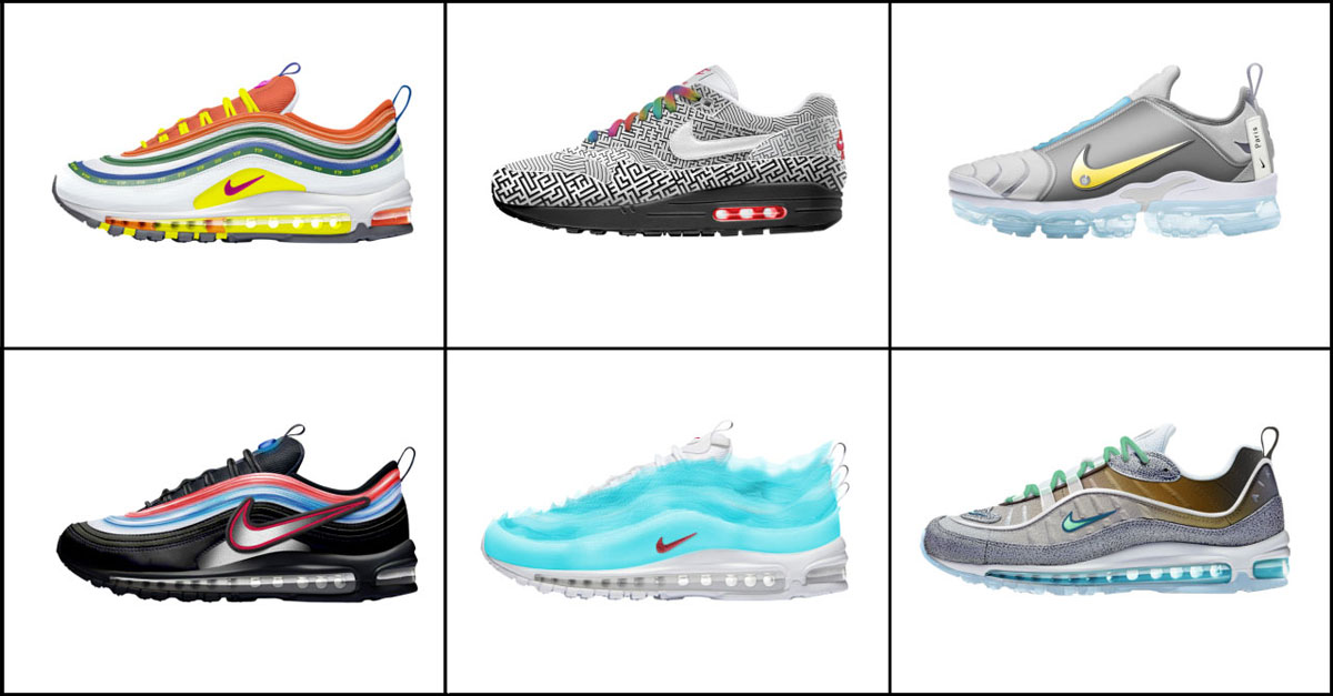 These Are the 6 Winners from Nike ON AIR | Sneakers Magazine