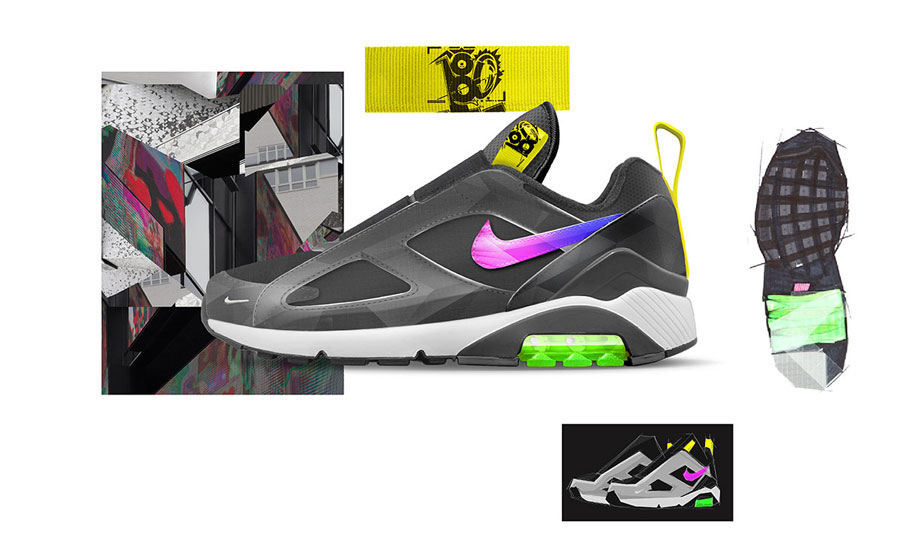 Nike ON AIR Voting - Air Max 180 1.0 by Quentin Sobaszek