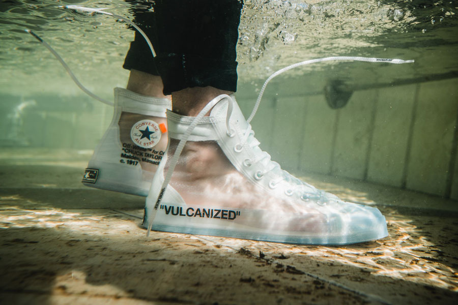 OFF WHITE x Converse Chuck Taylor (162204C) | Sneakers Magazine