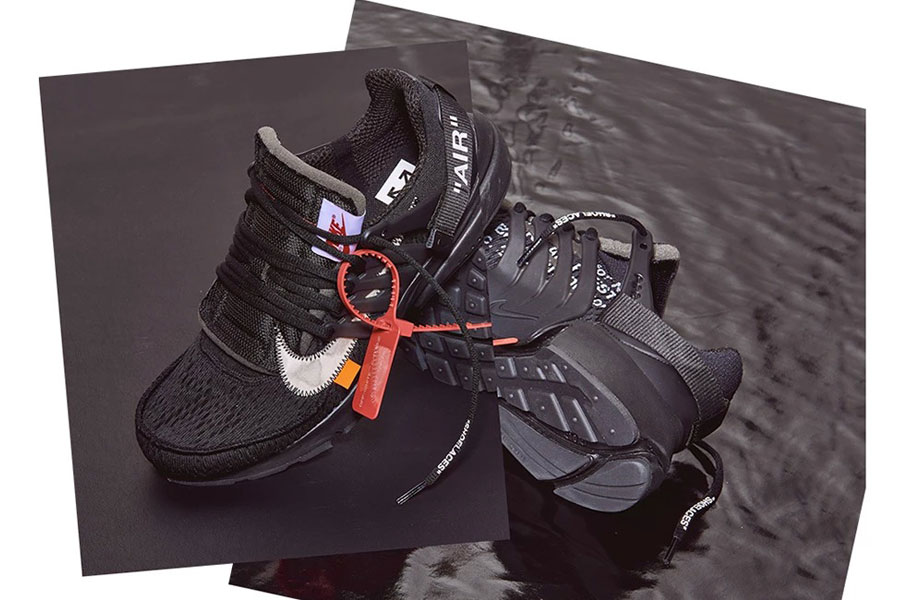 OFF-WHITE x Nike Air Presto 2018 Polar Opposites Pack Black (AA3830-002) - Mood