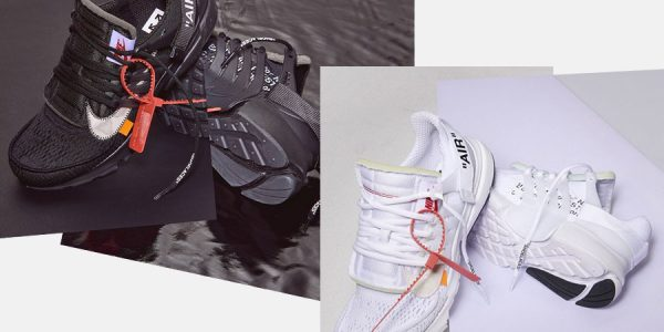 "OFF-WHITE x Nike Air Presto ""Polar Opposites"" Pack"