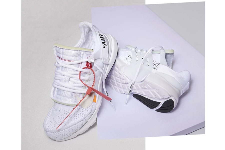 OFF-WHITE x Nike Air Presto 2018 Polar Opposites Pack White (AA3830-100) - Mood