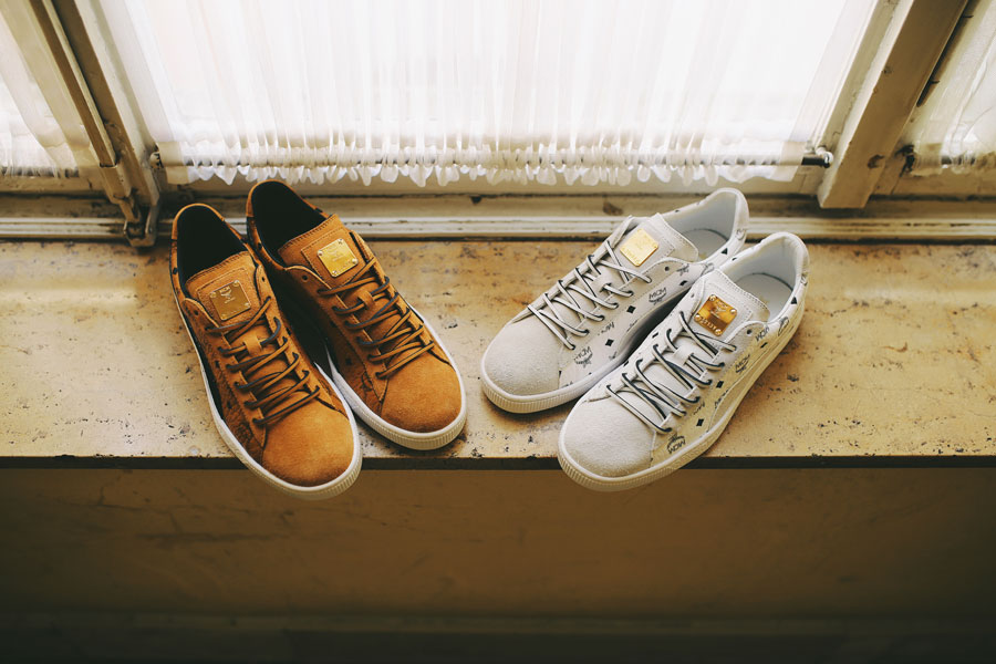 PUMA and MCM Release a Luxurious Collab Collection 24ad53e7bc