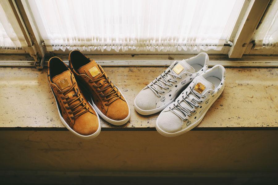 brand new de02f da074 PUMA x MCM Suede Classic 50th Anniversary | Sneakers Magazine