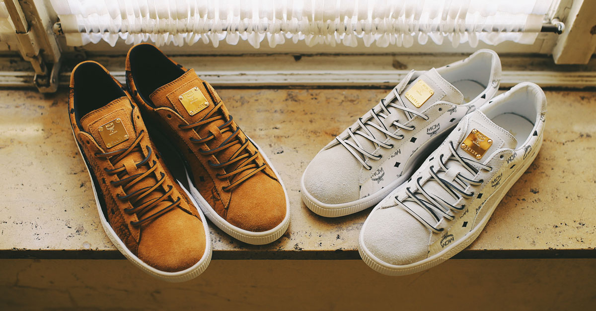 PUMA x MCM Suede Classic 50th Anniversary | Sneakers Magazine