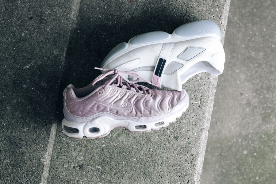 Selma Sebbagh - A Paris Perspective (Nike Air Max Plus Prada Cloudbust)