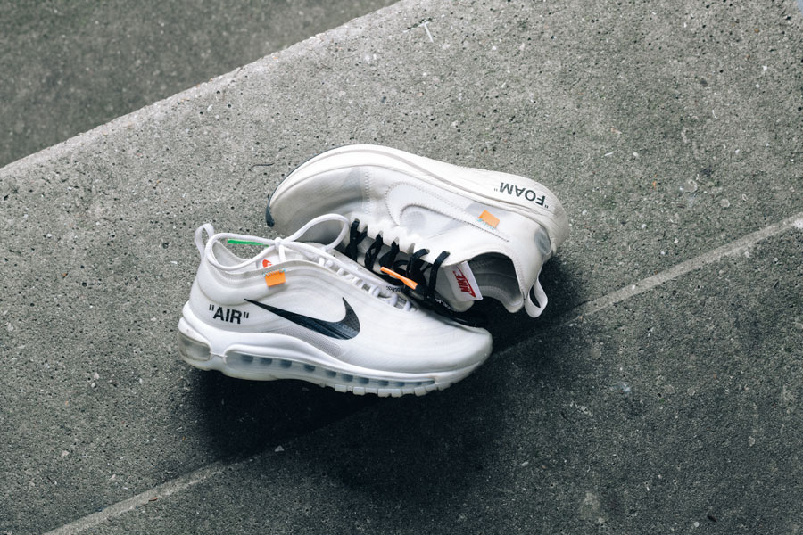 Selma Sebbagh - A Paris Perspective (OFF-WHITE x Nike Air Max 97 Zoom Fly)