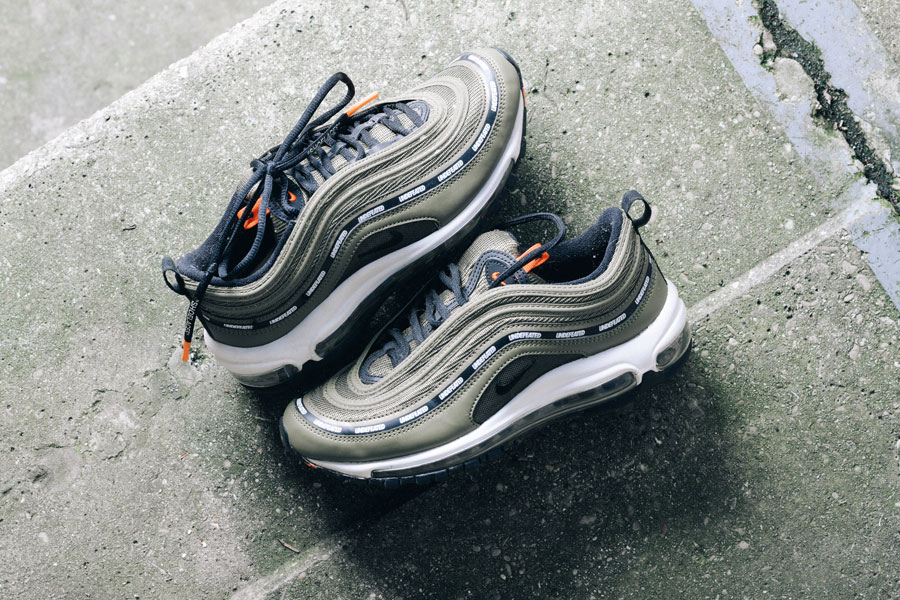 Selma Sebbagh - A Paris Perspective (UNDEFEATED x Nike Air Max 97 Olive)