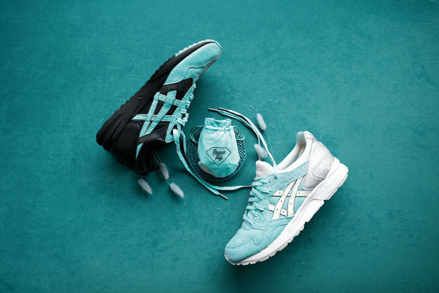 Sneaker Photography ryustyler - Ronnie Fieg x ASICS