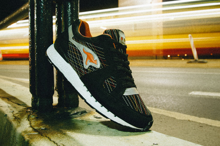 Worldbox x KangaROOS Coil-R1 City Lights