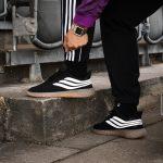 adidas Sobakov Core Black Ftwr White Gum (AQ1135) - On feet (Overkill)