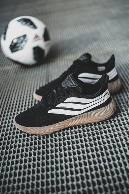 adidas Sobakov Core Black Ftwr White Gum (AQ1135) - Side