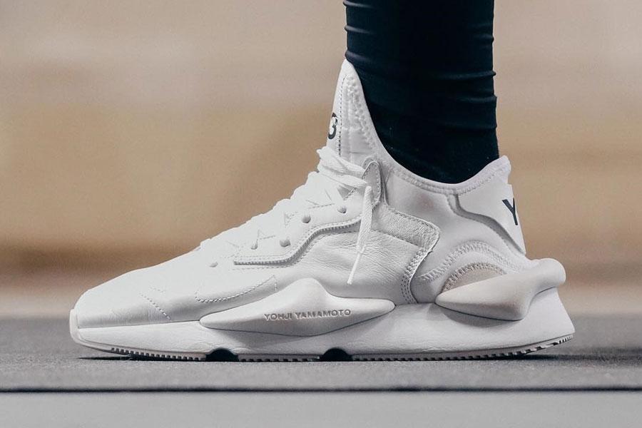 df48b64349351 adidas Y-3 Runner 4D II   SS 2019 Sneakers