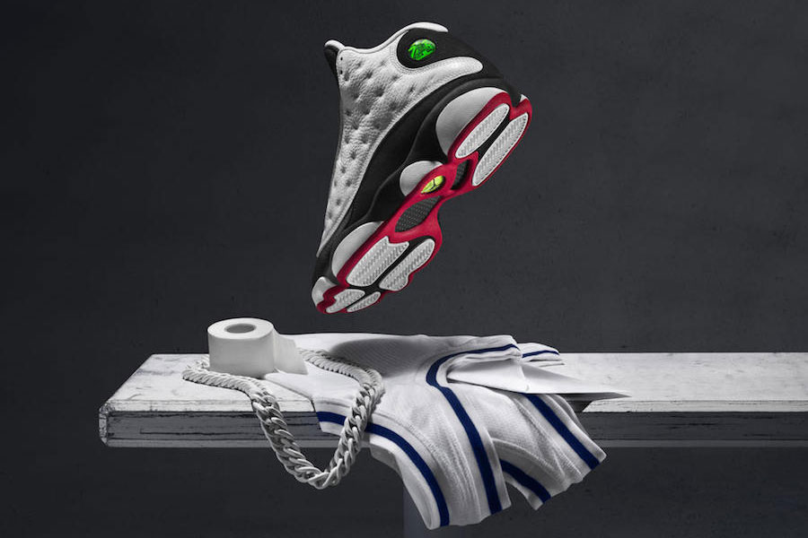 Air Jordan 13 He Got Game (414571-104) - 2018 Retro (Mood)