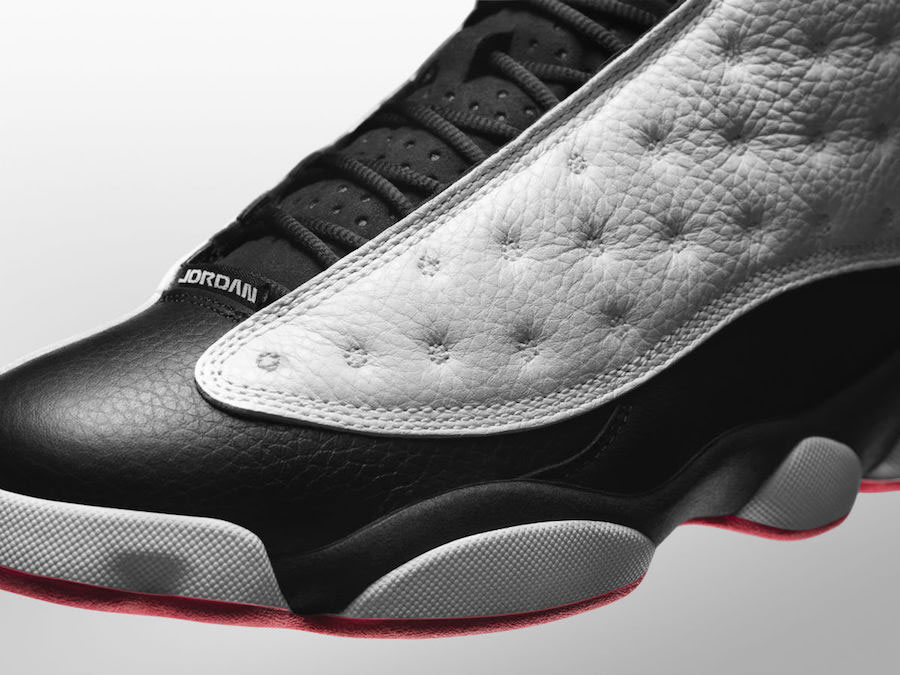 Air Jordan 13 He Got Game (414571-104) - 2018 Retro (Toebox)