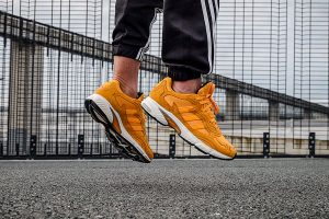 Best Sneakers of May 2018 - adidas Temper Run Yellow