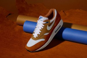 Best Sneakers of May 2018 - Nike Air Max 1 Premium Retro Curry
