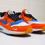 Dragon Ball Z x Nike Air Max 1 Custom (908366-700)