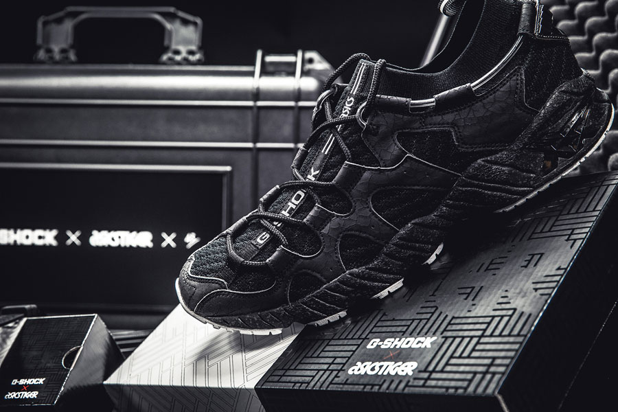 G SHOCK x ASICS GEL Mai Knit | Sneakers Magazine