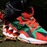 La MJC x Mizuno Wave Rider 1 - On feet