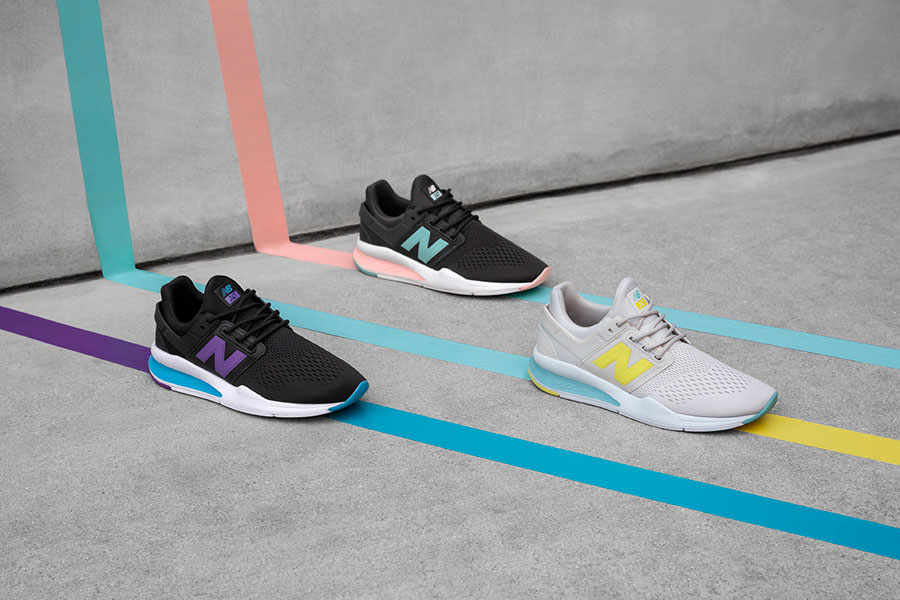 New Balance 247v2 Tritium Pack (Womens)