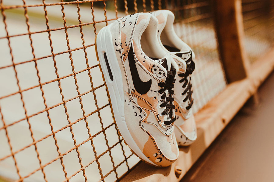 Nike Air Max 1 Premium Beach Camo (875844-204) - Mood