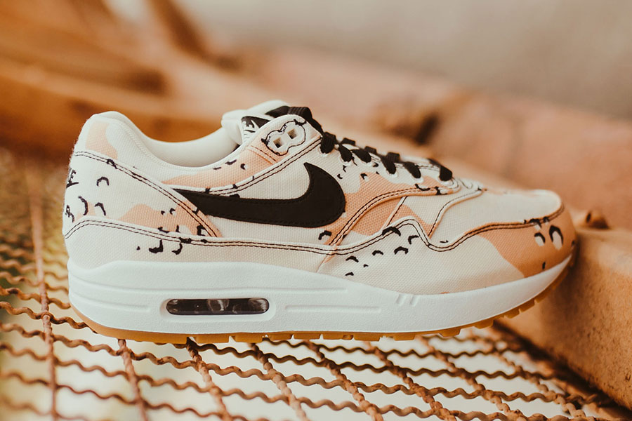 Nike Air Max 1 Premium Beach Camo (875844-204) - Side