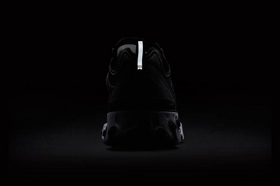 Nike React Element 87 Anthracite Black White (AQ1090-001) - 3M