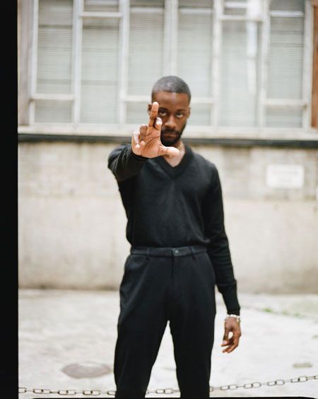 Photographer Vicky Grout Interview - Goldlink in London, 2017