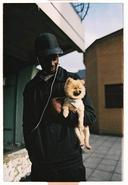 Photographer Vicky Grout Interview - Legz & Bear in Tottenham, 2017