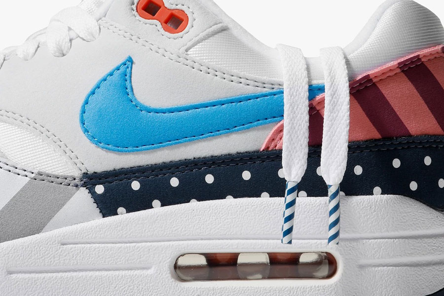 Piet Parra x Nike Air Max 1 2018 Collaboration (Laces)