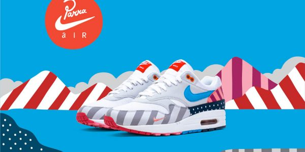 How to Cop the Upcoming Parra x Nike Air Max 1