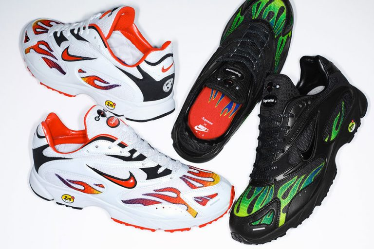 Supreme x Nike Air Streak Spectrum Plus