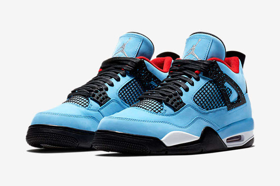 Travis Scott x Air Jordan 4 Cactus Jack (308497-406)