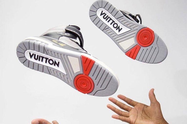 Virigl Abloh Louis Vuitton LV 408 - Teaser