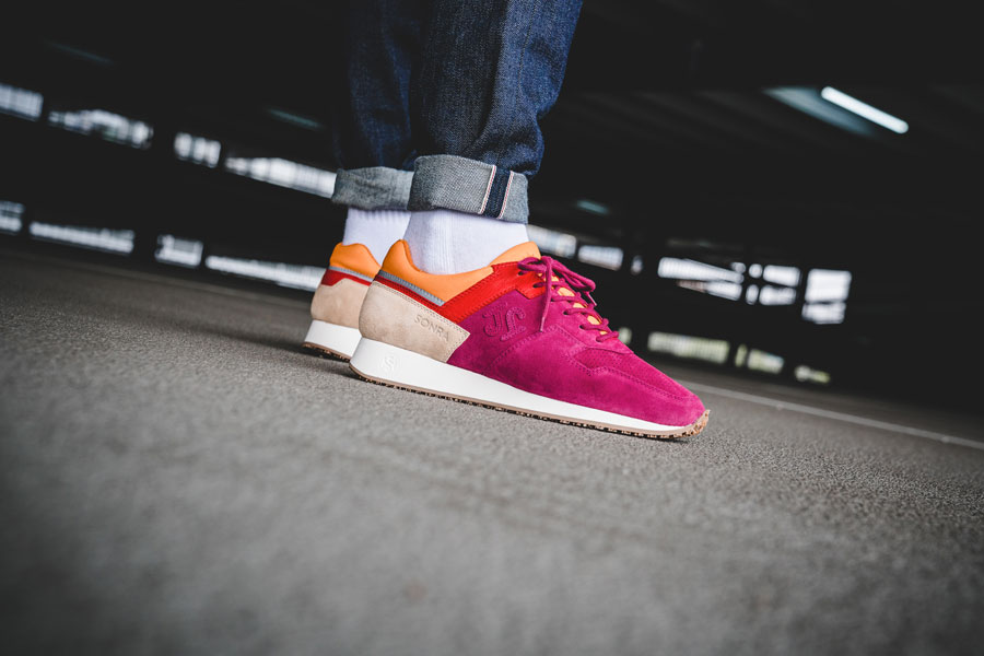 24 Kilates x SONRA Proto Saffron - On feet (Side)