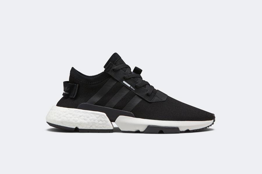 adidas POD-S3.1 Core Black (B37366) - Side