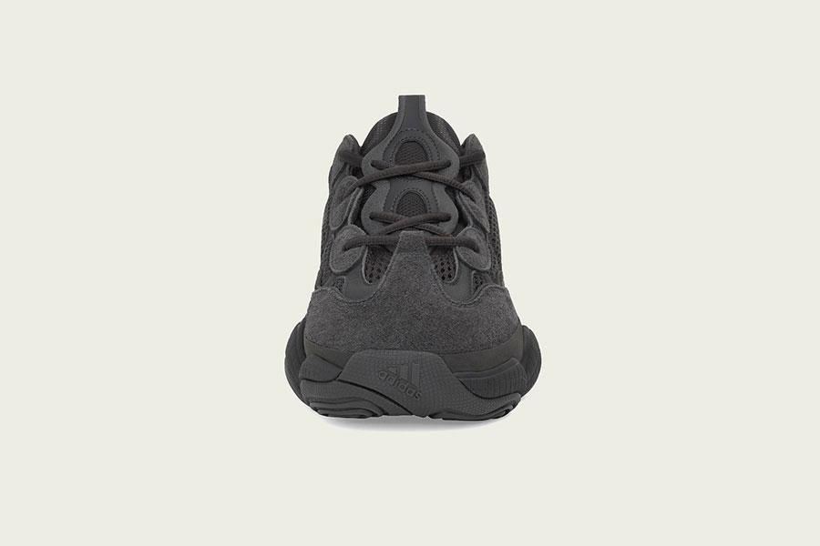 adidas YEEZY 500 Utility Black (F36640) - Front