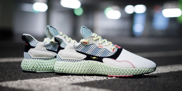 A First Look at the adidas ZX 4000 4D