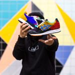 Afew x ASICS GEL-Saga What The GEL-Saga - Mood