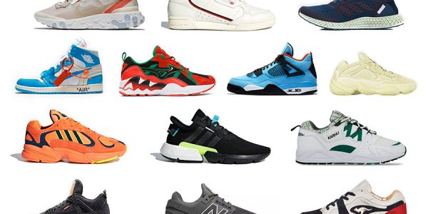 These Are the Best Sneakers of June 2018