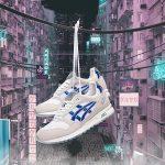 Footpatrol x ASICS GEL-Saga Anime