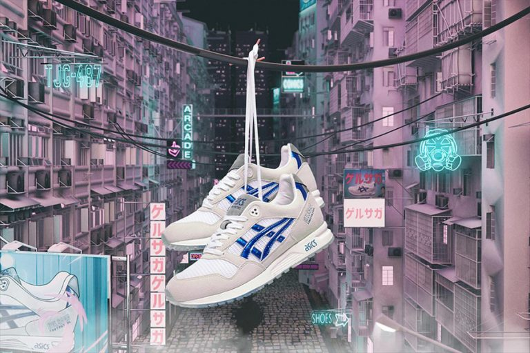 Footpatrol x ASICS GEL-Saga Anime