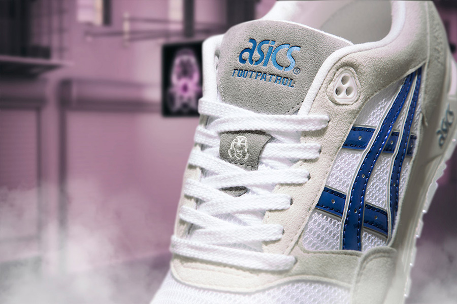 Footpatrol x ASICS GEL-Saga Anime - Tongue
