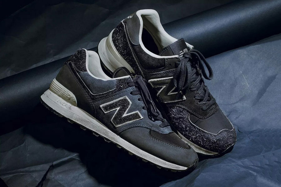 sports shoes b2e55 64e27 INVINCIBLE x New Balance 574 (Release Info) | Sneakers Magazine